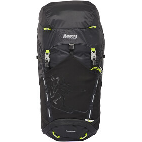 Bergans Rondane 38l Backpack Black/Neon Green